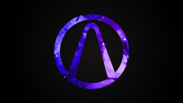 20 Borderlands 2 Vault Symbol Black Background Purple Pictures And