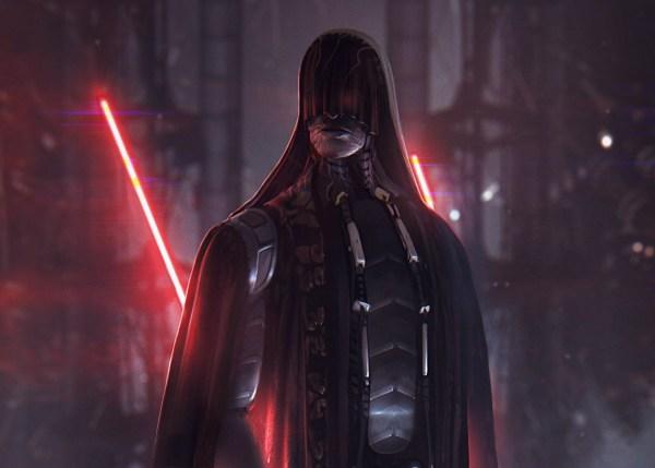 Star Wars Sith Lord Fan Art