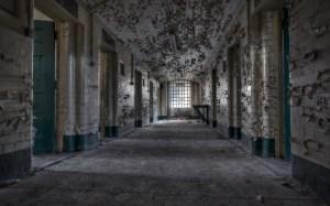 Jail Room Background 2