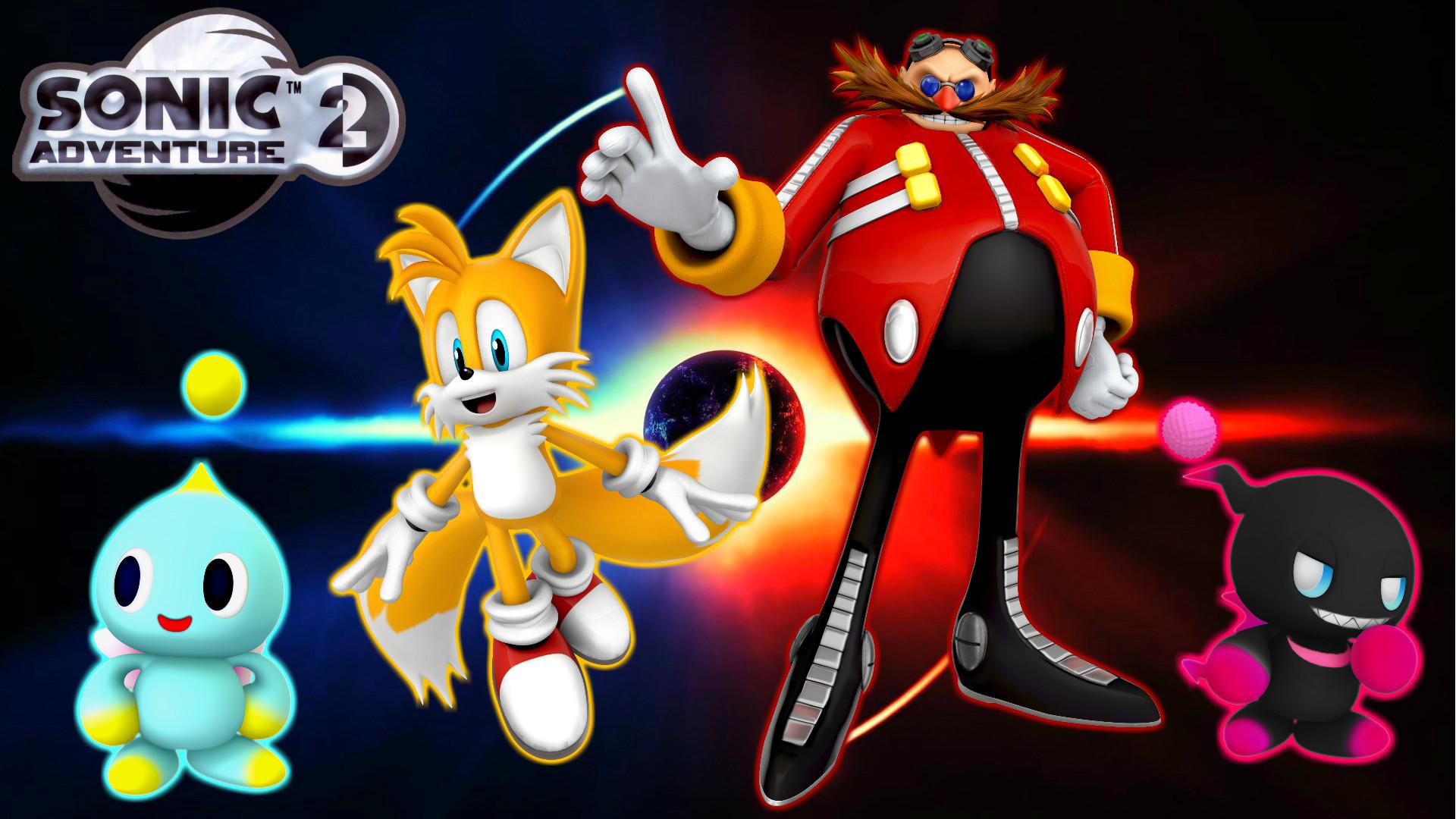 Sonic Adventure 2 Battle Wallpaper