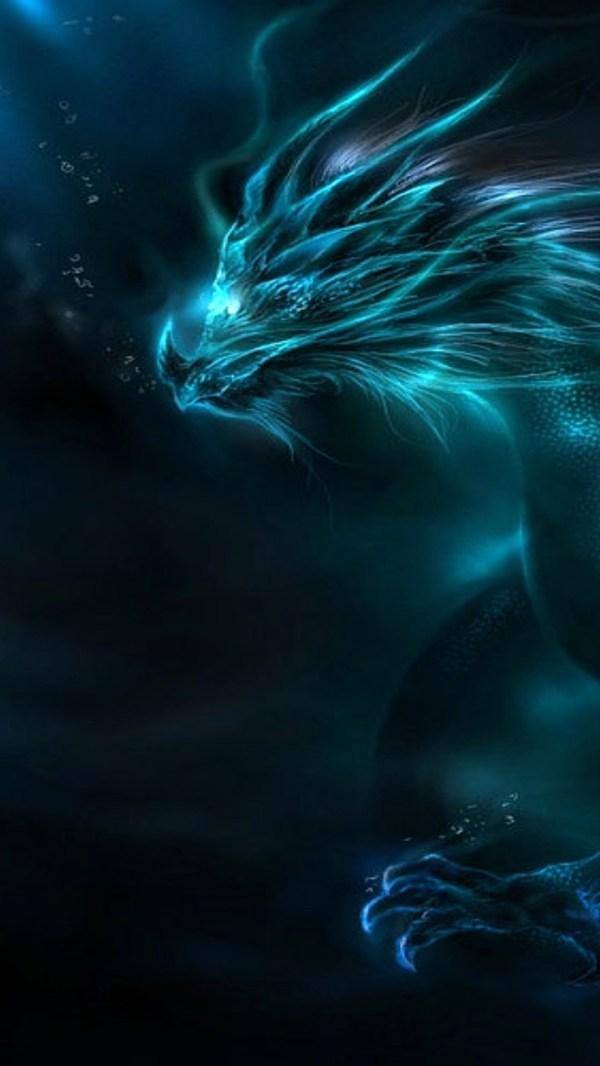 Blue Dragon Wallpaper Hd 70