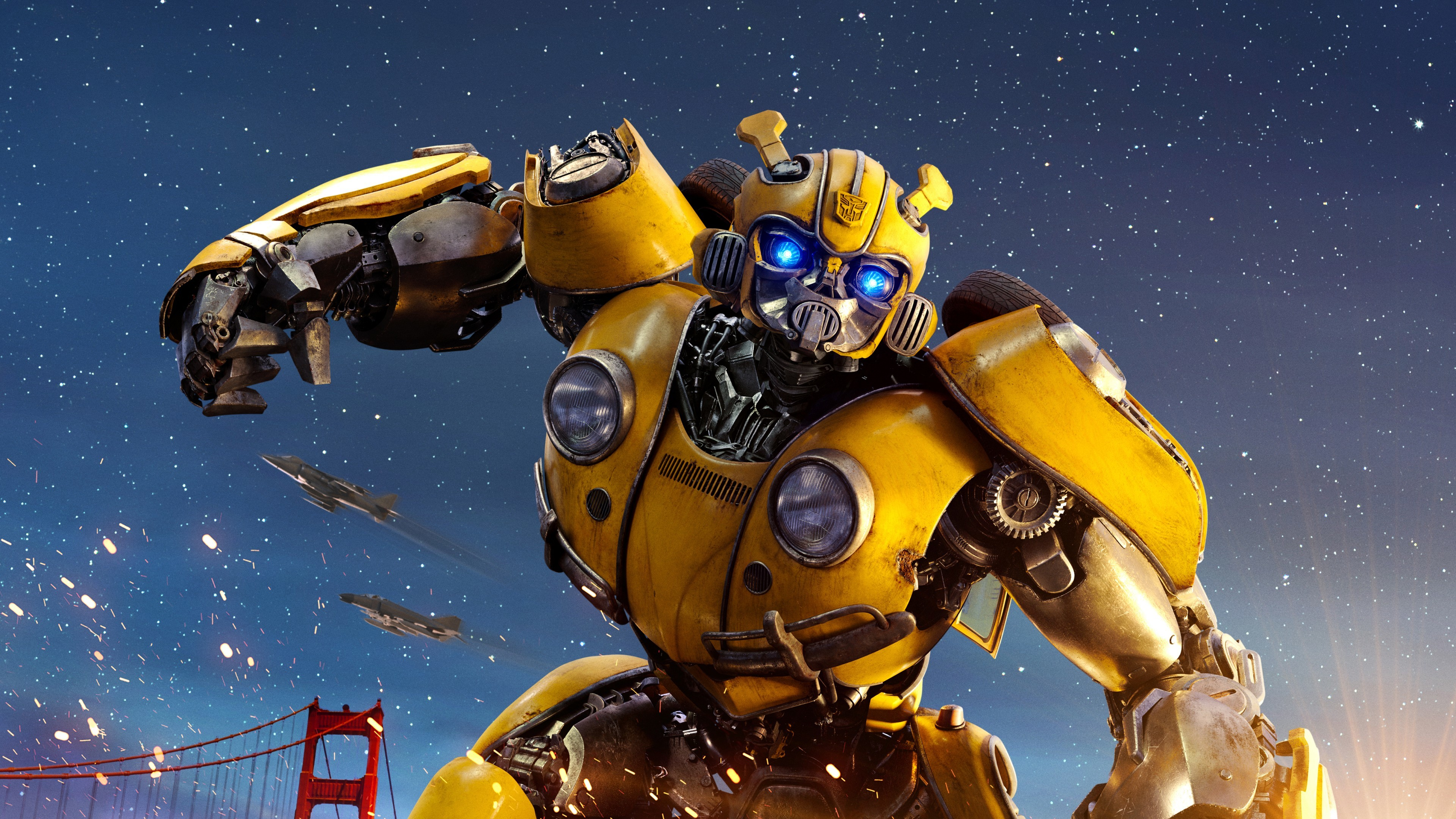 Fall Of Cybertron Wallpaper Transformers 2 Bumblebee Wallpaper 61 Images