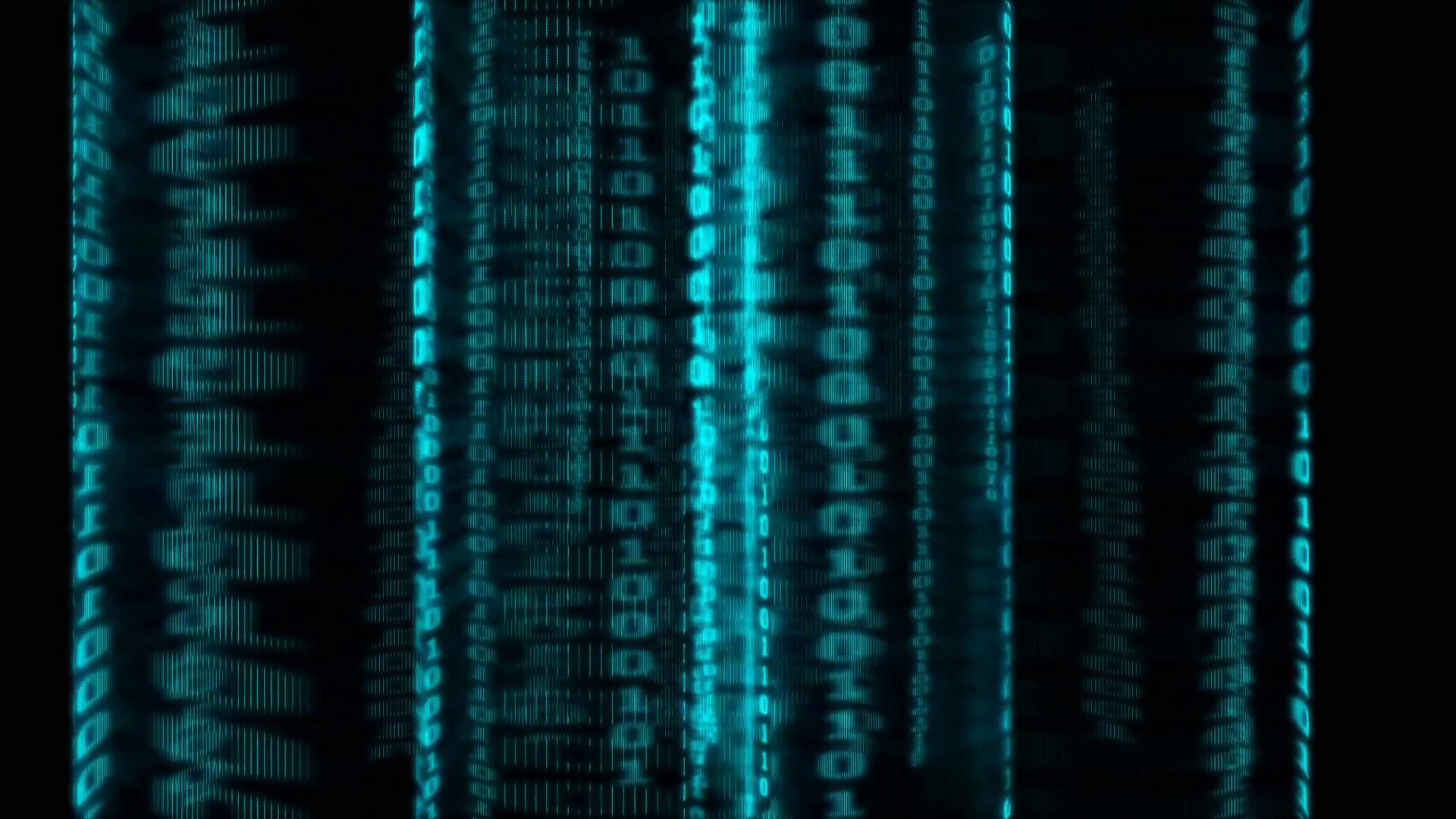 Matrix Falling Code Wallpaper Blue Matrix Wallpaper 56 Images