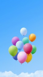 cute wallpapers iphone phone mobile backgrounds screen hd phones lock mickey mouse balloons samsung collection galaxy whatsapp desktop simple balloon