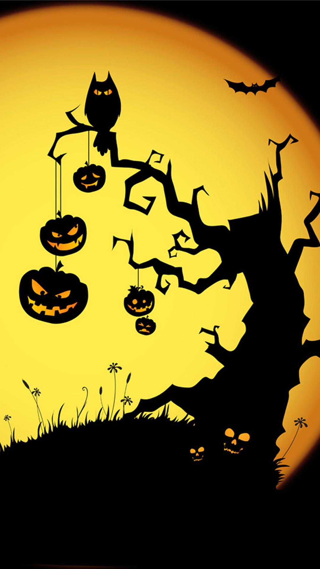 Cute Candy Corn Wallpaper Cute Halloween Iphone Wallpaper 81 Images