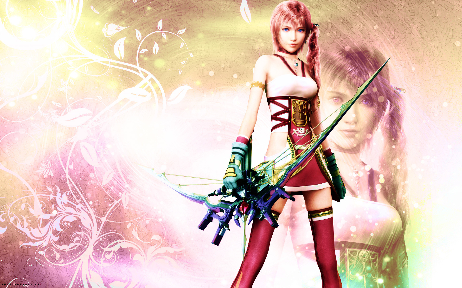 Final Fantasy 13 2 Wallpaper (79+ images)