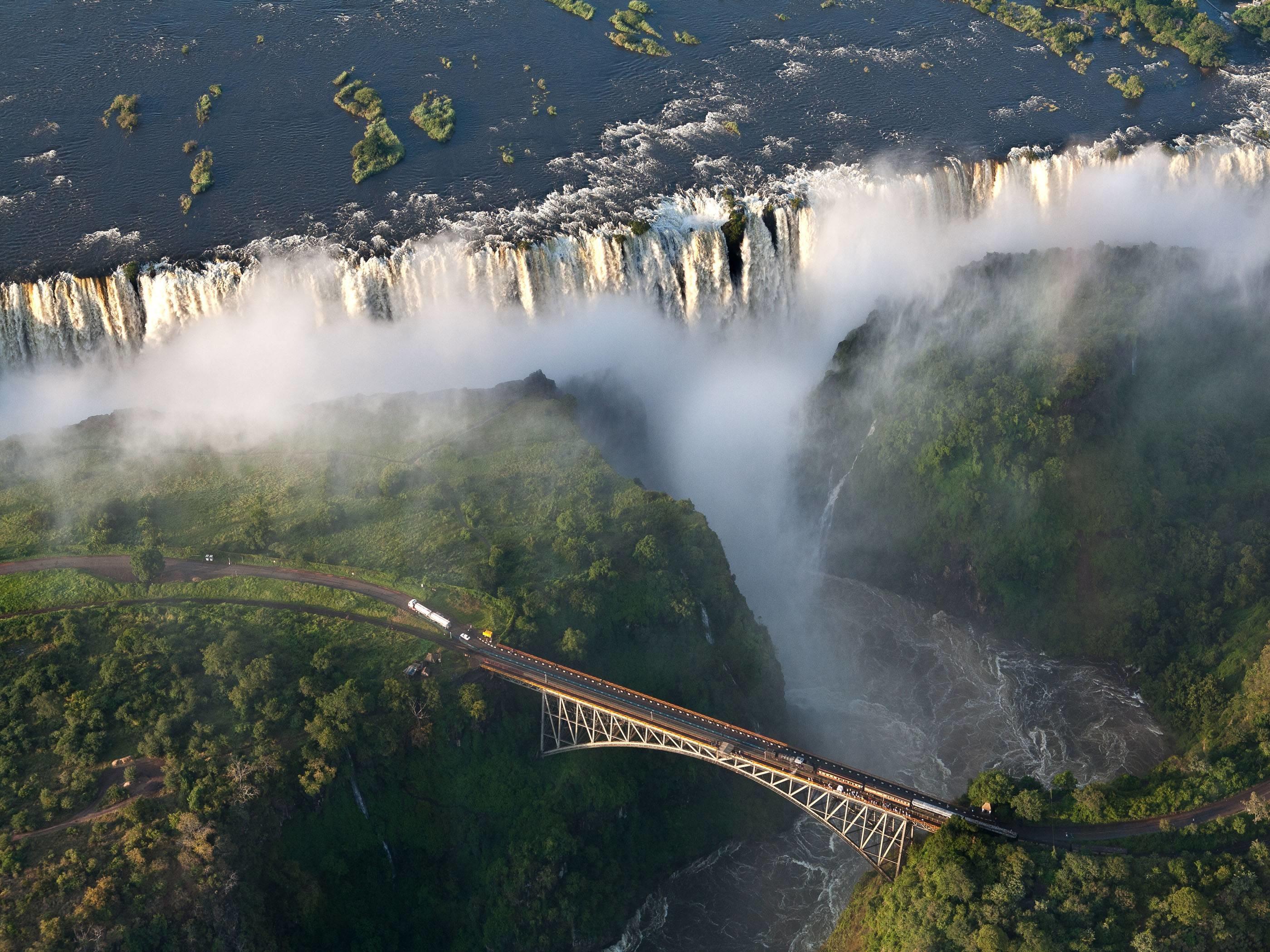 Victoria Falls Sunset Wallpaper Victoria Falls Wallpaper 55 Images
