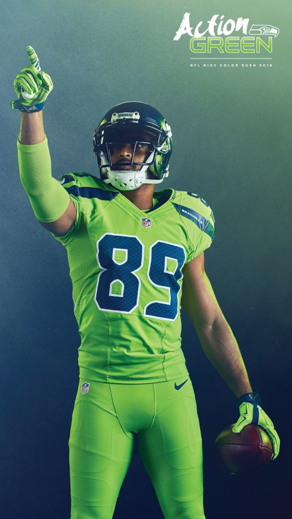 Russell Wilson Seahawks Wallpaper iPhone