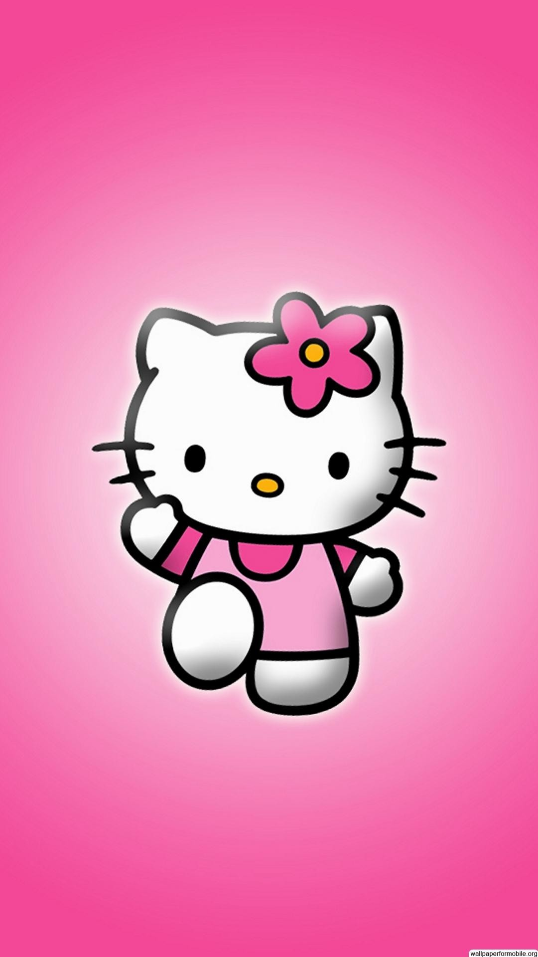 Hello Kitty Red Wallpaper (57+ Images