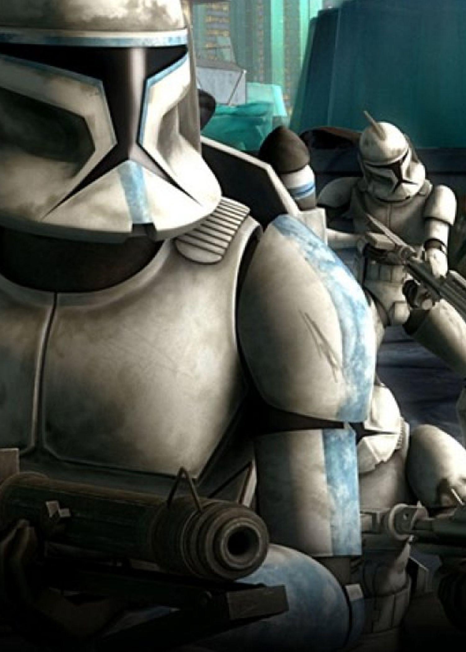 Star Wars Clone Trooper Wallpaper (67+ images)