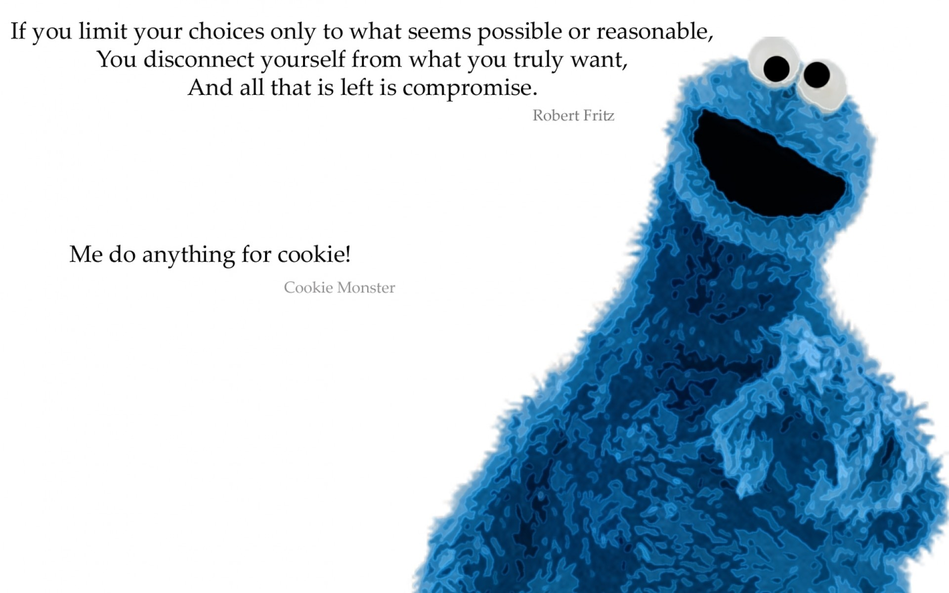 Mobile Wallpaper Quotes Imgur Cookie Monster Backgrounds 62 Images