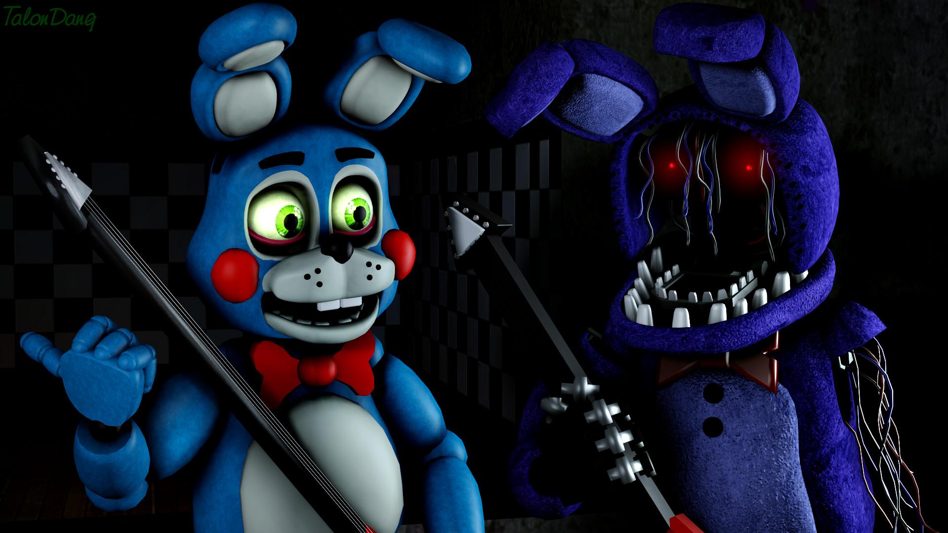 Toy Freddy Freddy Mmd X