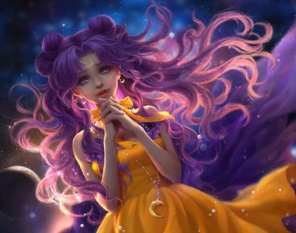 Anime Moon Princess Wallpapers 71