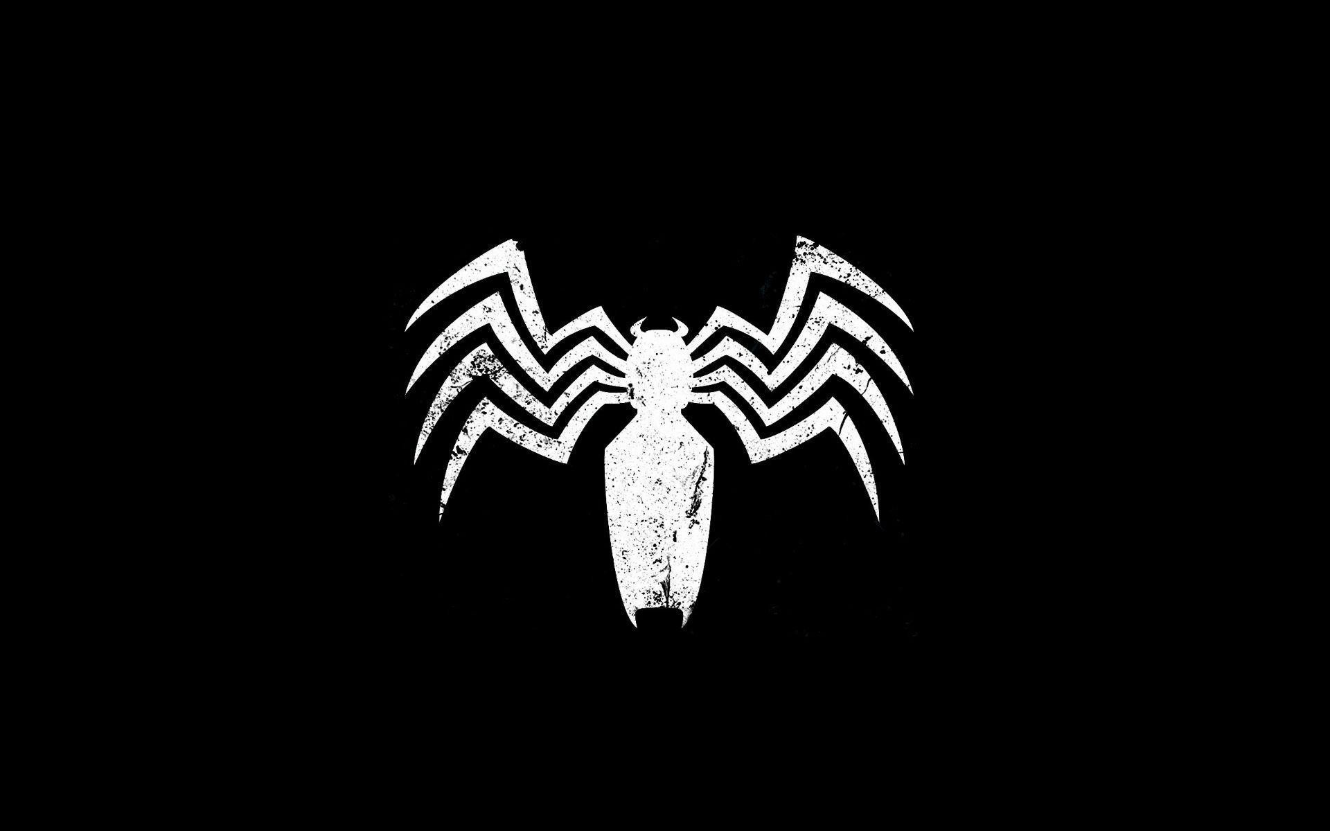black suit spiderman wallpaper