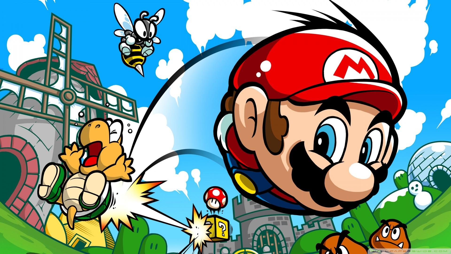 Mario Wallpaper HD (79+ images)