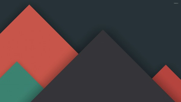Cool Abstract Shapes Wallpaper