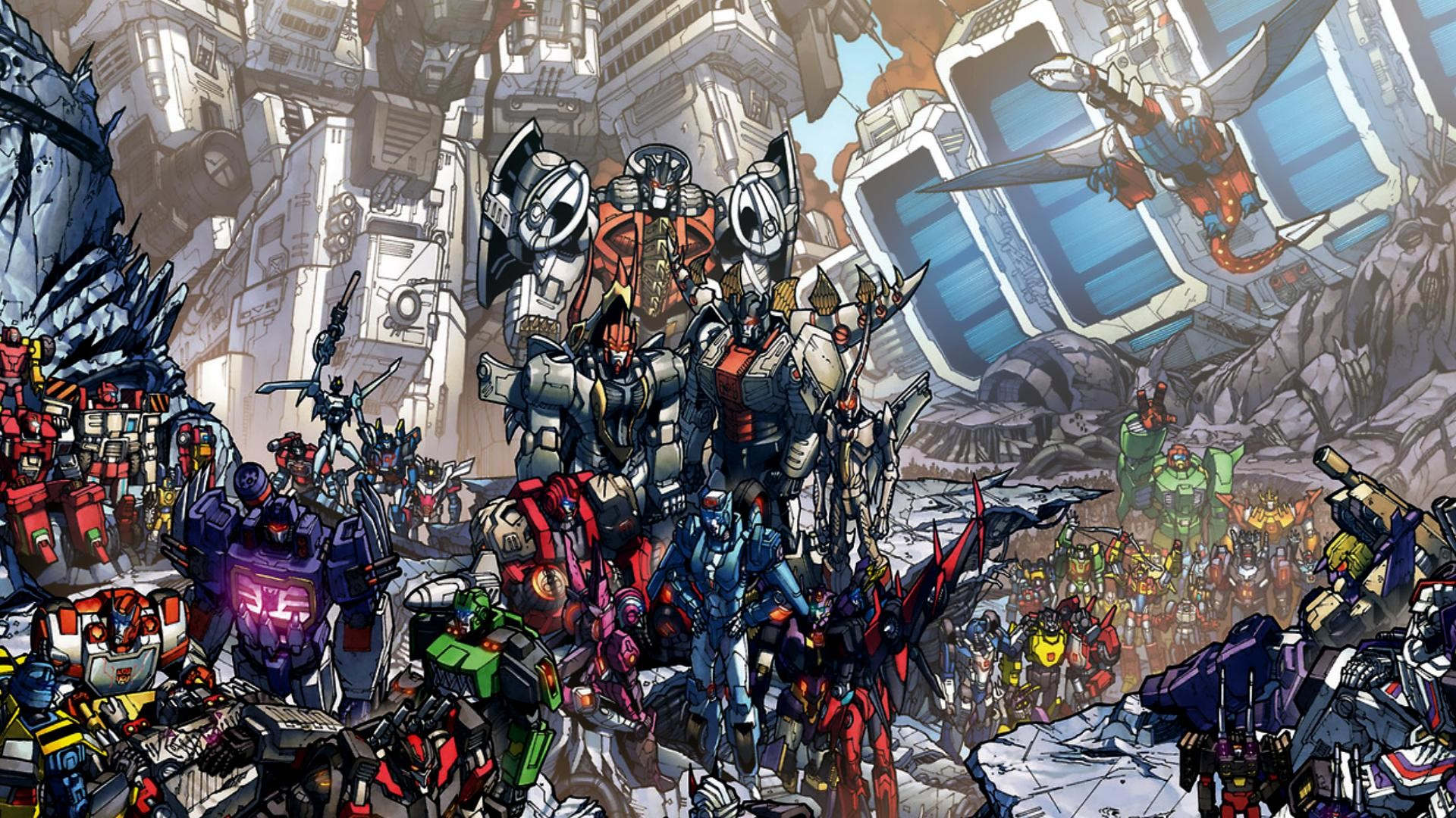 Transformers Fall Of Cybertron Wallpaper 1920x1080 Cybertron Wallpaper 76 Images