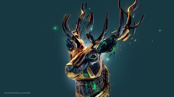 Cool Deer Wallpapers 53