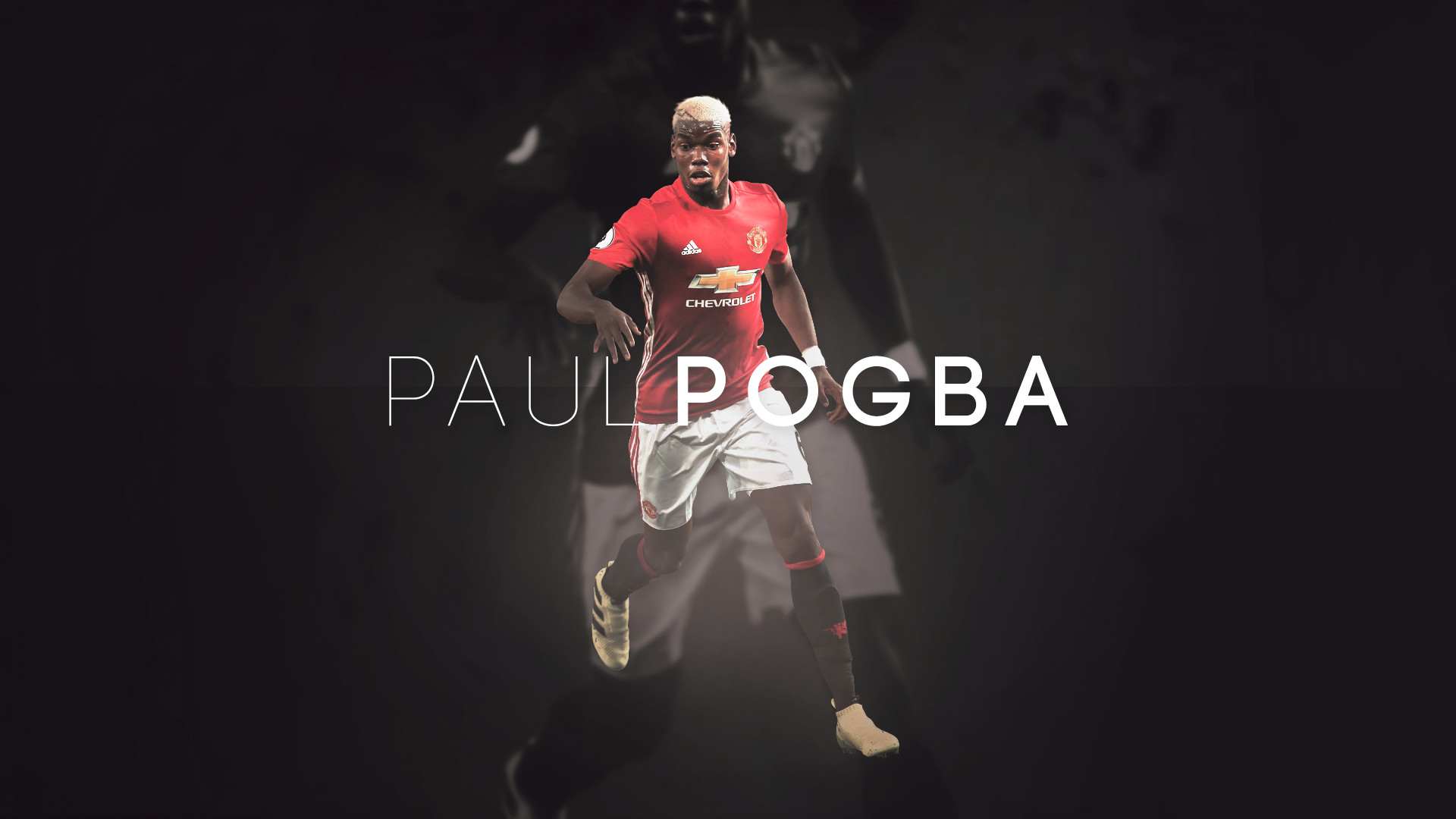 Manchester United Wallpaper Iphone X Pogba Wallpapers 81 Images