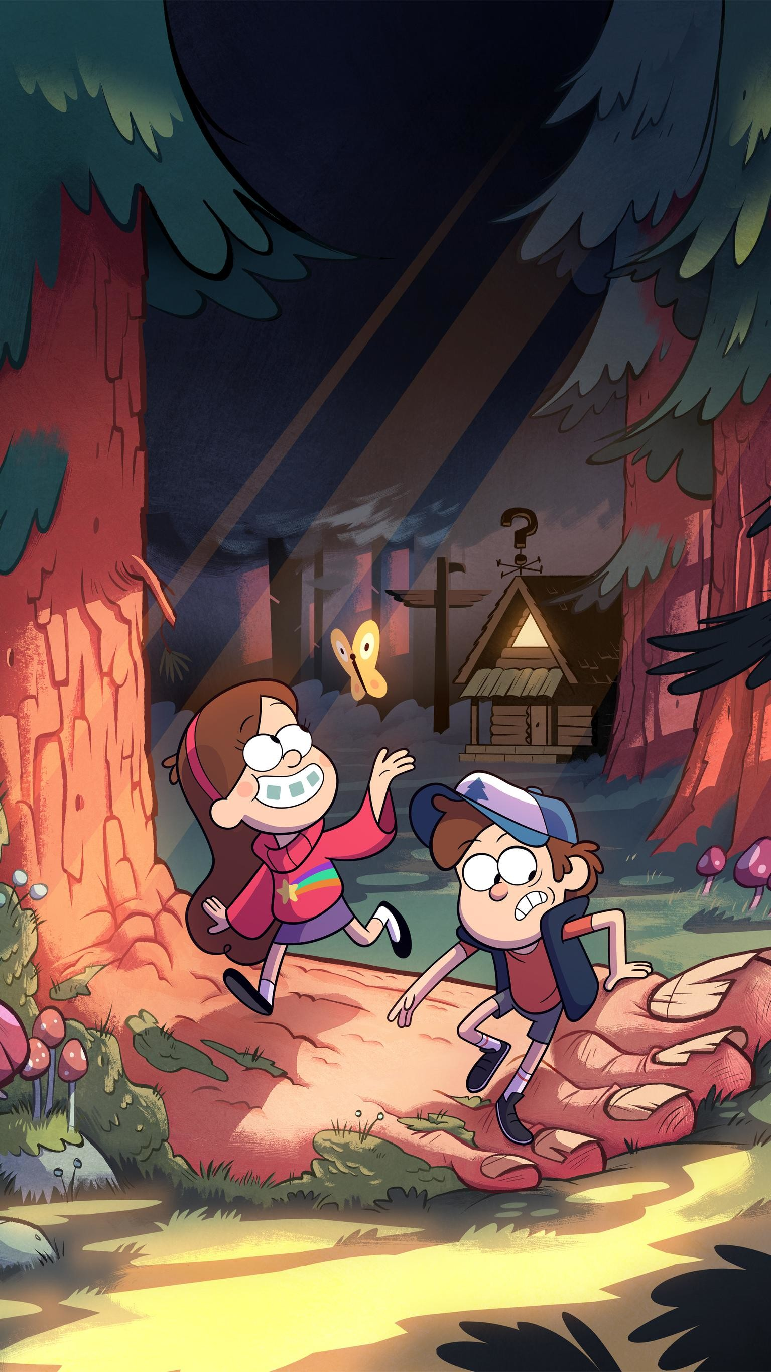 Gravity Falls Hd Wallpaper Gravity Falls Wallpaper Phone 71 Images
