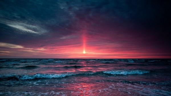Beach Sunset Desktop Wallpaper 70 images