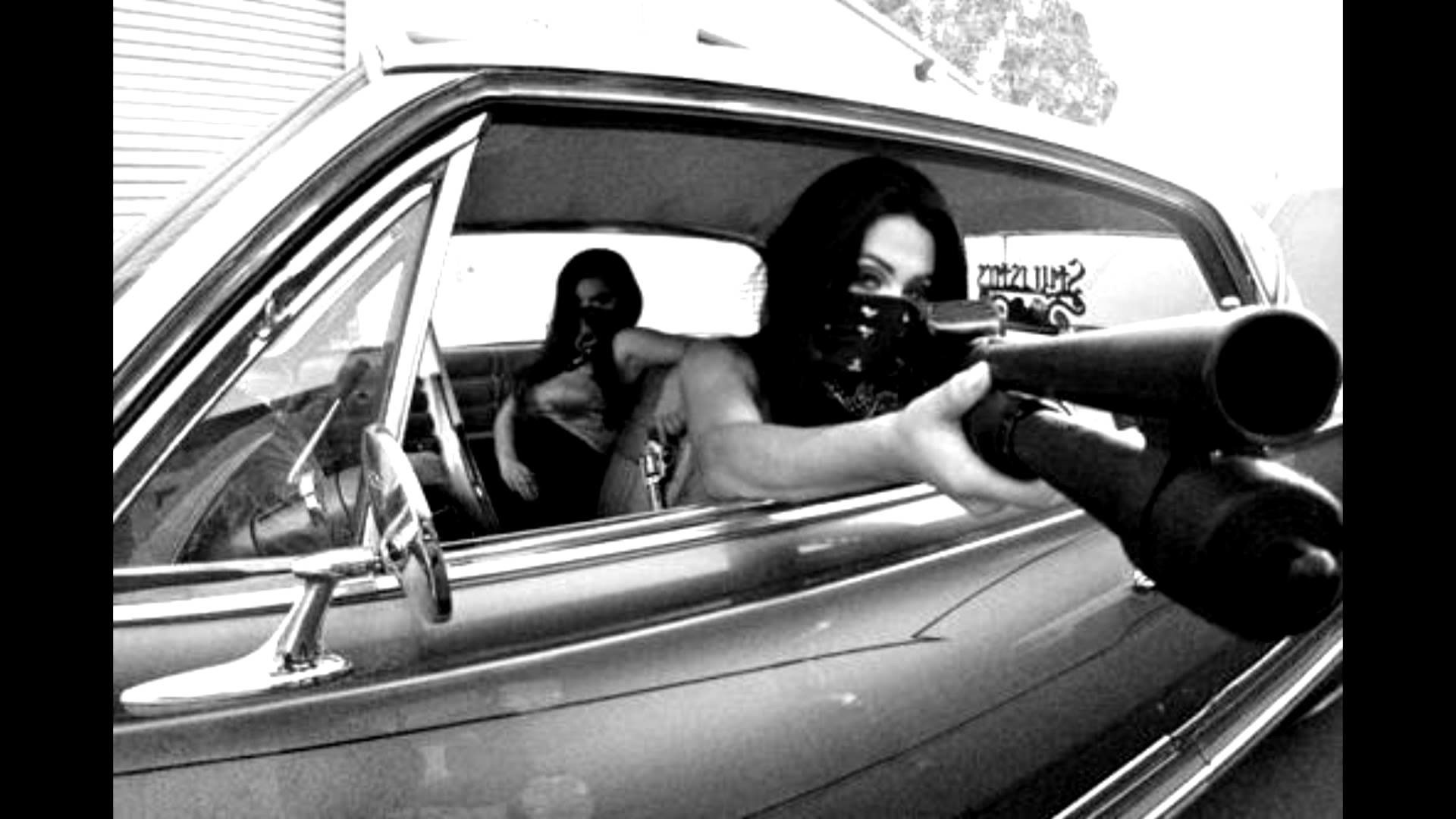 Gangsta Girls And Lowriders Wallpaper Mexican Gangster Girl Wallpaper 51 Images