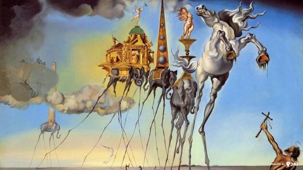 Salvador Dali Wallpapers Free 63