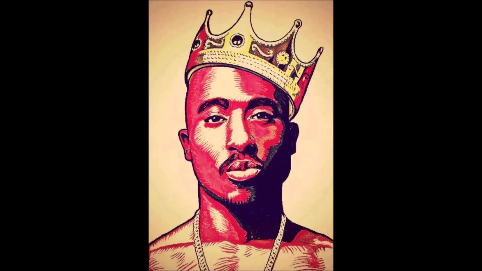 Gangsta Girl Iphone Wallpaper Tupac Amaru Shakur Wallpaper 61 Images