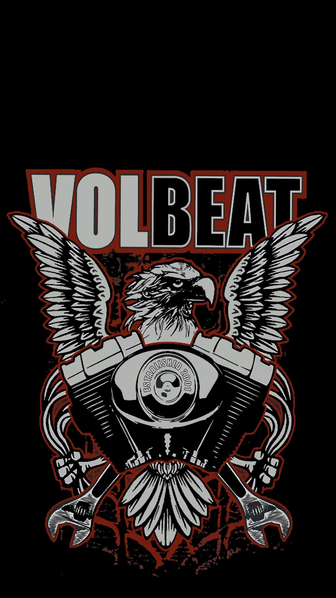How To Get A Live Wallpaper On Iphone X Volbeat Wallpapers 66 Images