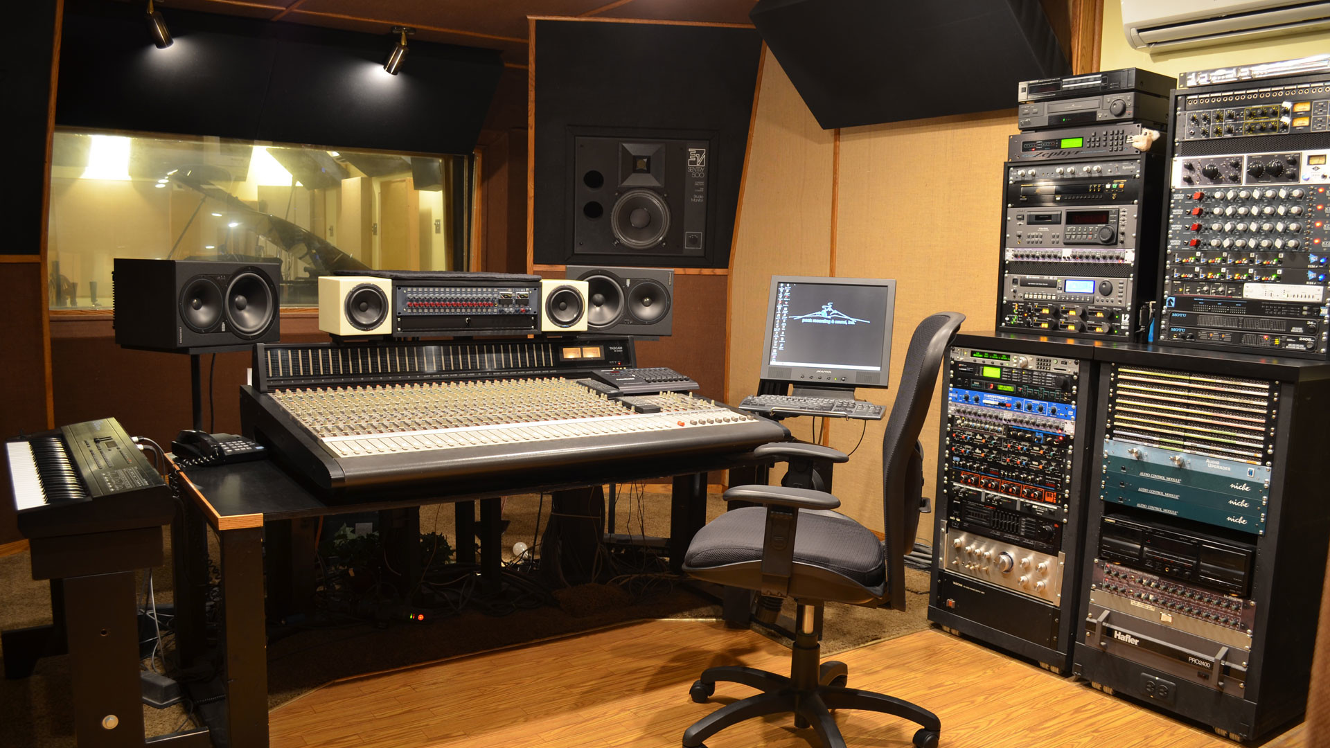 Recording Studio Iphone Wallpaper Music Recording Studio Hd Wallpaper 74 Images