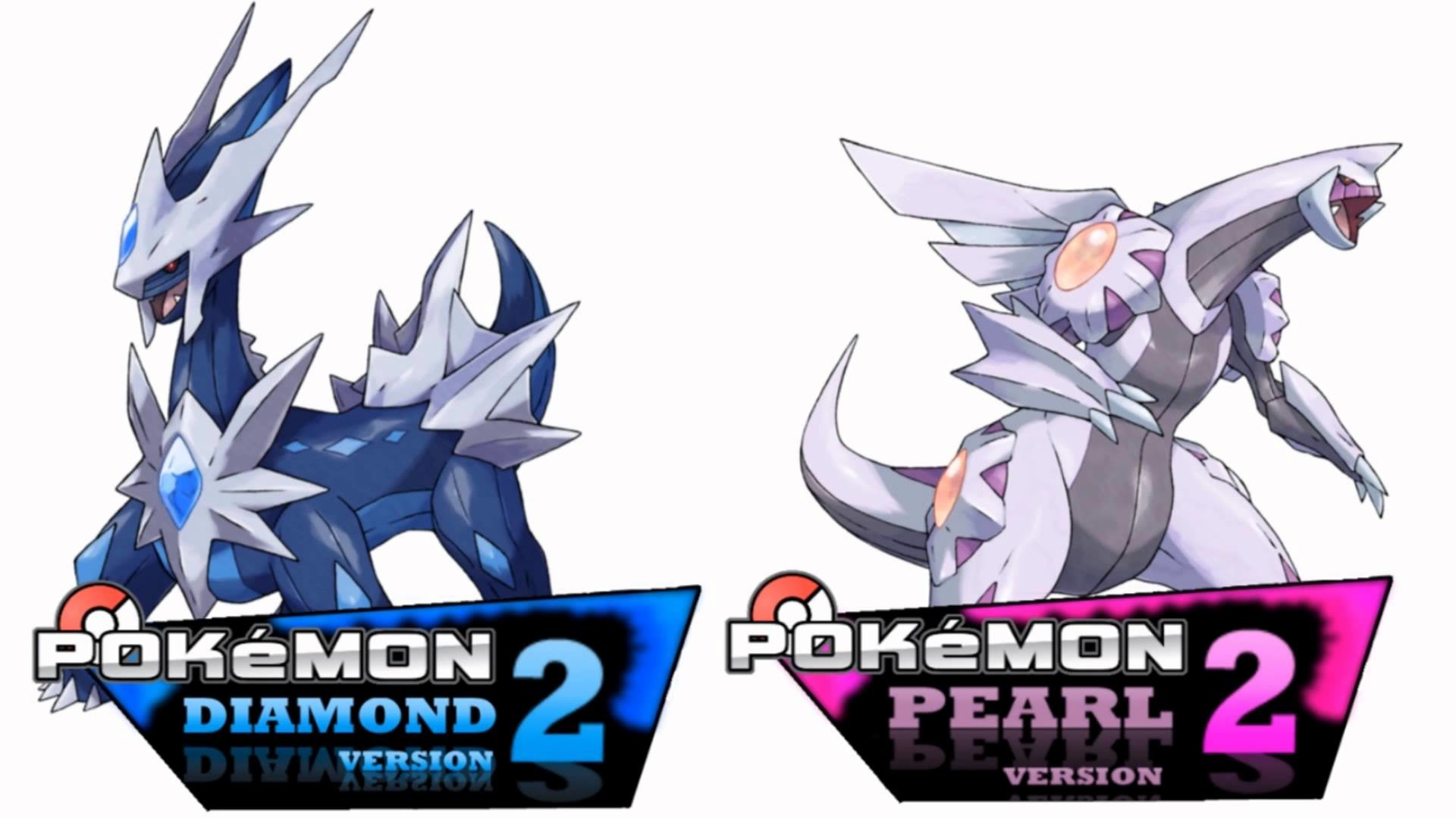 pokemon legendary dialga and