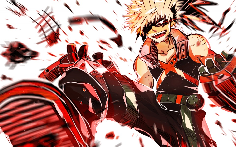 This wallpaper wednesday, let's ce. Download My Hero Academia Free HD 4K Free To Download ...