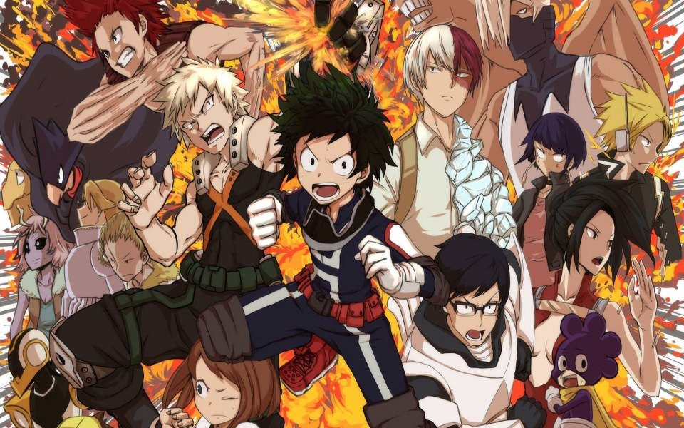 Carefully selected 43 best my hero academia wallpapers, you can download in one click. Download My Hero Academia iPhone 11 Back Wallpaper in 4K ...