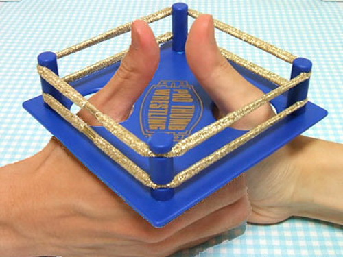Challenge Your Friends with the Ultimate Thumb Wrestling
