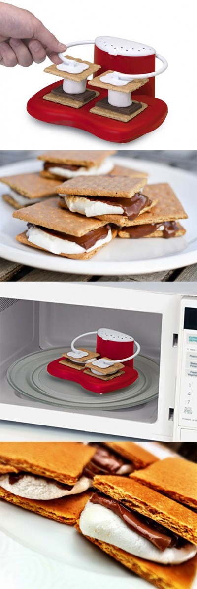 progressive microwave s mores maker
