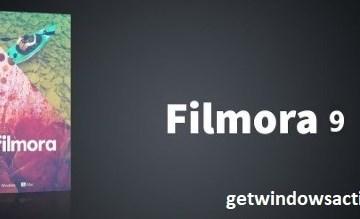 Wondershare Filmora 9 Registration Code Free Download [2019]