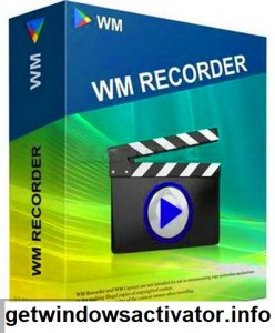 WM Recorder 16.8.1 Crack + Serial Key Free Download 2021