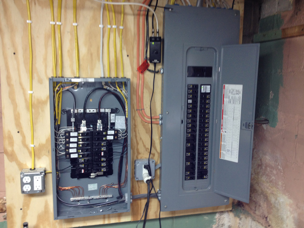 40 Amp Sub Panel Wiring Diagram