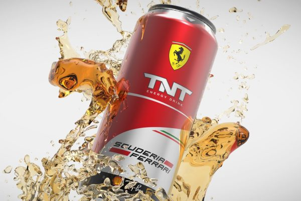 Ferrari F1 TNT can