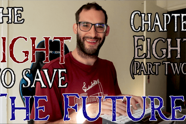 the fight to save the future