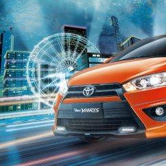 Beda All New Yaris G Dan Trd Corolla Altis Vs Civic Toyota Get Your Car Fitur Ini Merupakan Yang Terbaru Dari Menjadi Pendukung Disematkan Pada Type