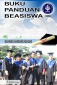 Cover Depan Buku Panduan Beasiswa