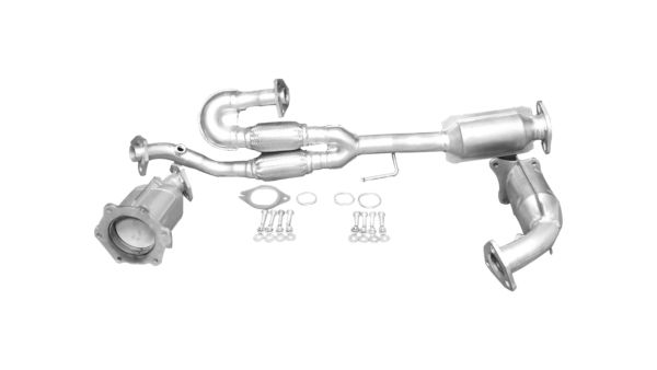 NISSAN Maxima 3.5L COMPLETE SYSTEM CATALYTIC CONVERTER