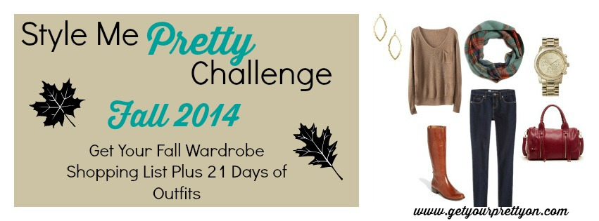 Fall Style Challenge - Banner Image 2