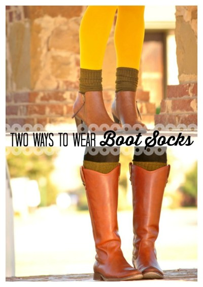how-to-wear-boot-socks