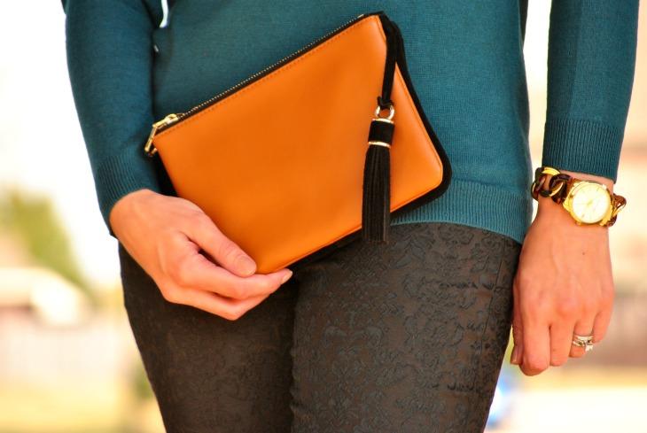 dressy-sweater-clutch