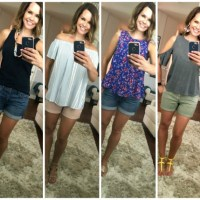 Summer Challenge Outfits - Week Two Round Up!