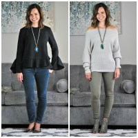 I Feel Pretty - Two Thanksgiving Outfits