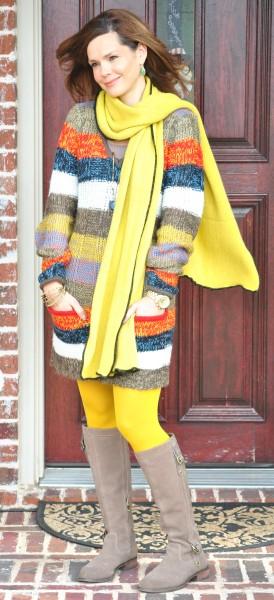 Trend Watch | Winter Legwear