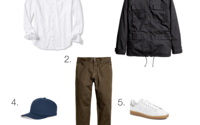 Menswear Fix:  The October List
